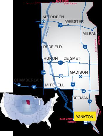 yankton south dakota