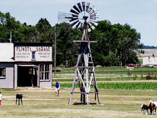 The Ingalls' Homestead is a great place