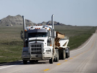 Capping truck, bus speeds would impact South Dakota
