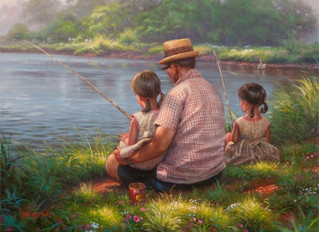 A Day of Fishing, a Memory for a Lifetime