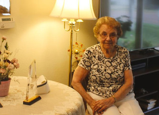 Freeman woman, 93, retires from nursing profession