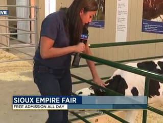 Empire Fair starts Monday 8/8