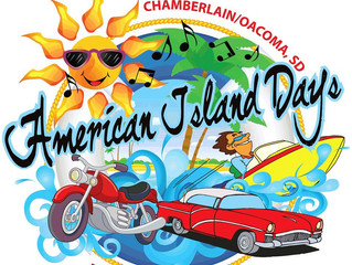 Chamberlain to host 4th annual American Island Days festival