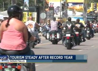 2015 Record Breaking Year for South Dakota Tourism