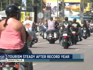 2015 Record Breaking Year for South Dakota Tourism