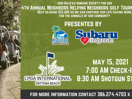 Neighbors Helping Neighbors Golf Tournament 2021
