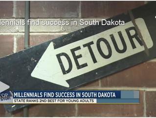 Millennials find success in South Dakota