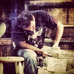 #wbw #kuhnspottery #pottery #potter #clay #ceramics #highfire #wheelthrown #handmade #stoneware #art