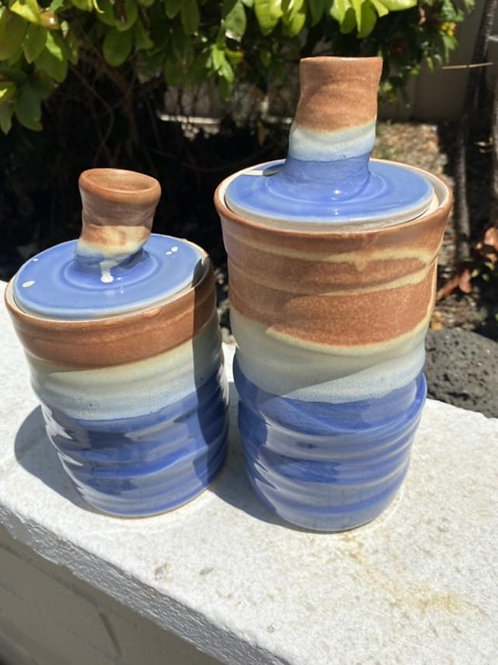 Set of two Jars