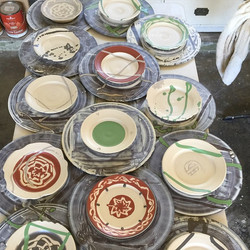 Oh boy was this fun!!! #kuhnspottery #pottery #potter #clay #ceramics #highfire #wheelthrown #handma