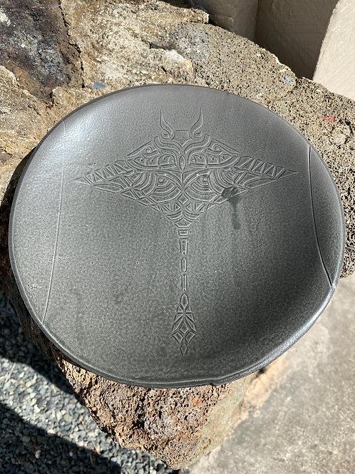 Manta Ray Plate Straight tail