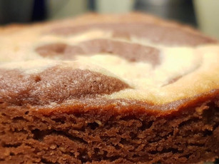 TIP: MARBLING YOUR BAKED GOODS