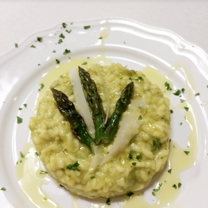 June is asparagus month in Italy