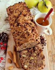 APFELBROT (Tyrolean Apple Bread)