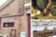 グレインノット ショップ 外観 製作風景 家具商品写真