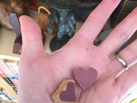 Hearts in Hands
