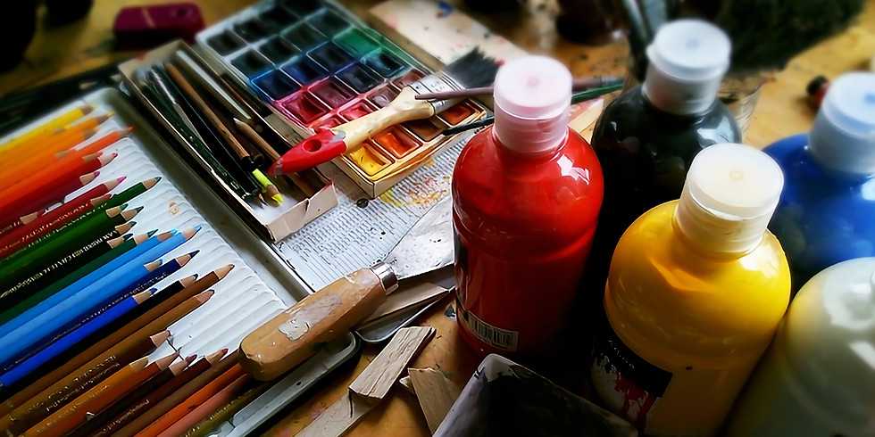 Storytelling Painting Party