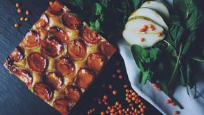 4 ingredient fresh fruit tartlet