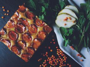 Tartelete de frutas com 4 ingredientes