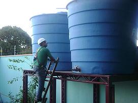 Limpeza e desinfecção de Caixas d'água em Porto Alegre
