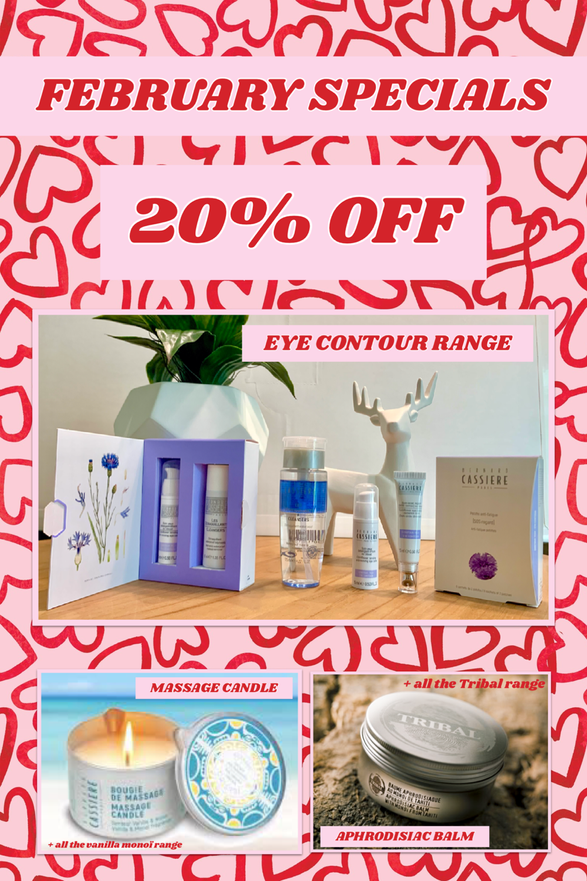 February Specials _ Products