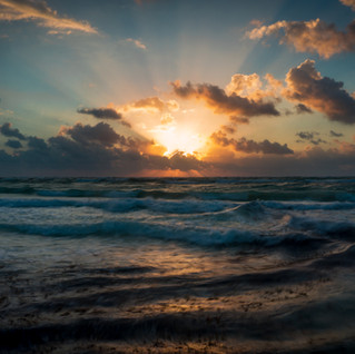 Coastal Sunset | Tulum, Mexico