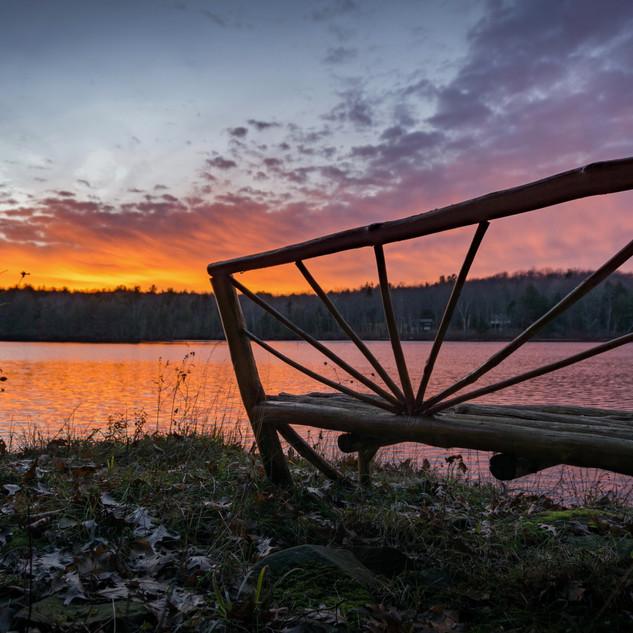 Mystical Lake | New York, USA