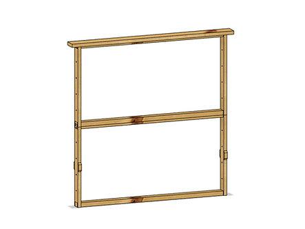 Double Frames 2.0 Plans