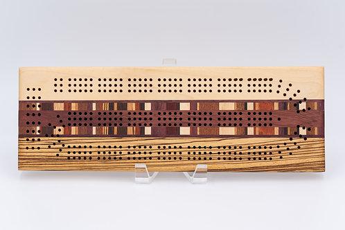 Medley Cribbage Board