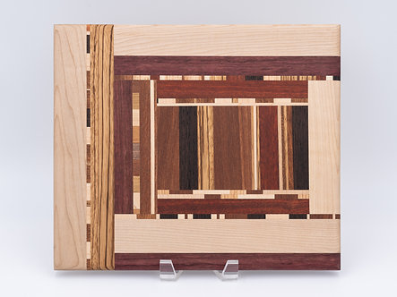 Wooden Medley of 12
