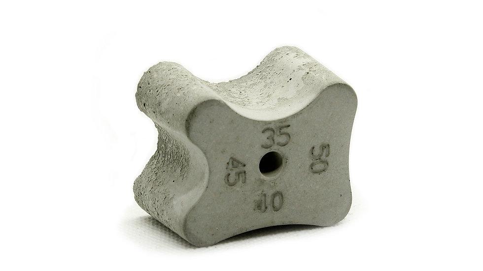 Бетонный фиксатор кость ТИП Б-1