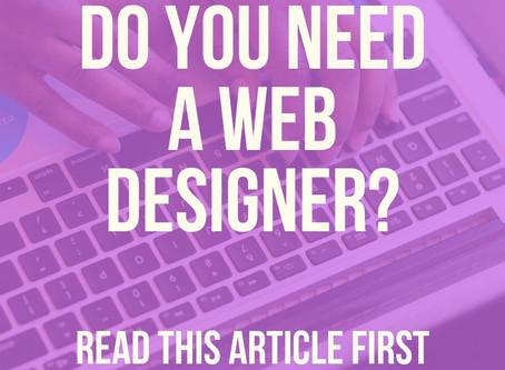 Ten Factors To Consider Before Hiring A Web Designer