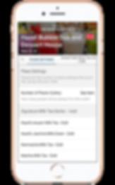 Hazel Website STD Phone Screen cap.png