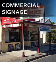 Comercial Signage