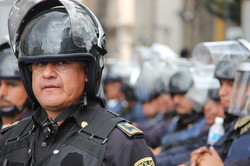 Alerta a la policía local