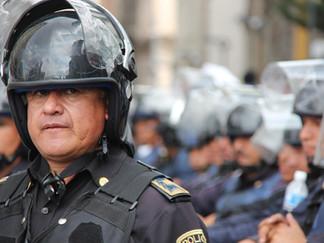 Polis, vårdare och missbrukare
