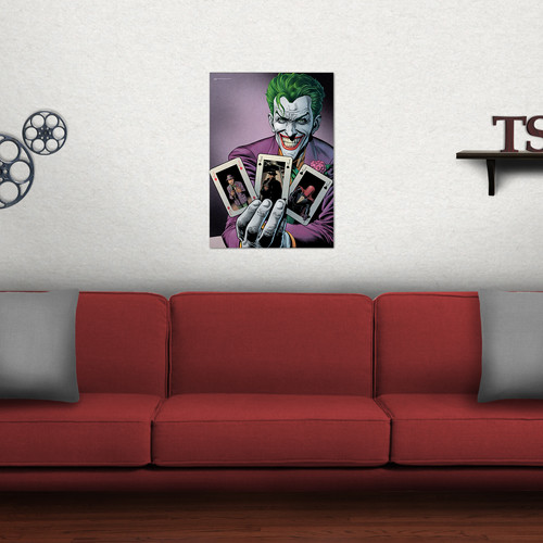 Dc Comics Wall Art dc comics mightyprint wall art