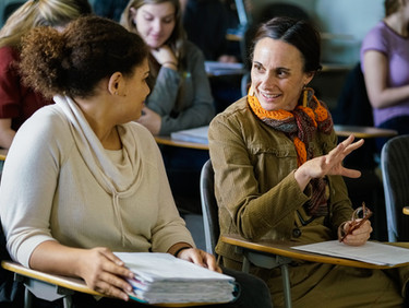 LJ makes impact as professor, author