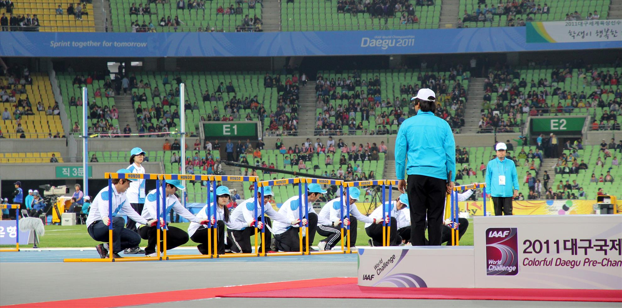 Daegu MM 2011