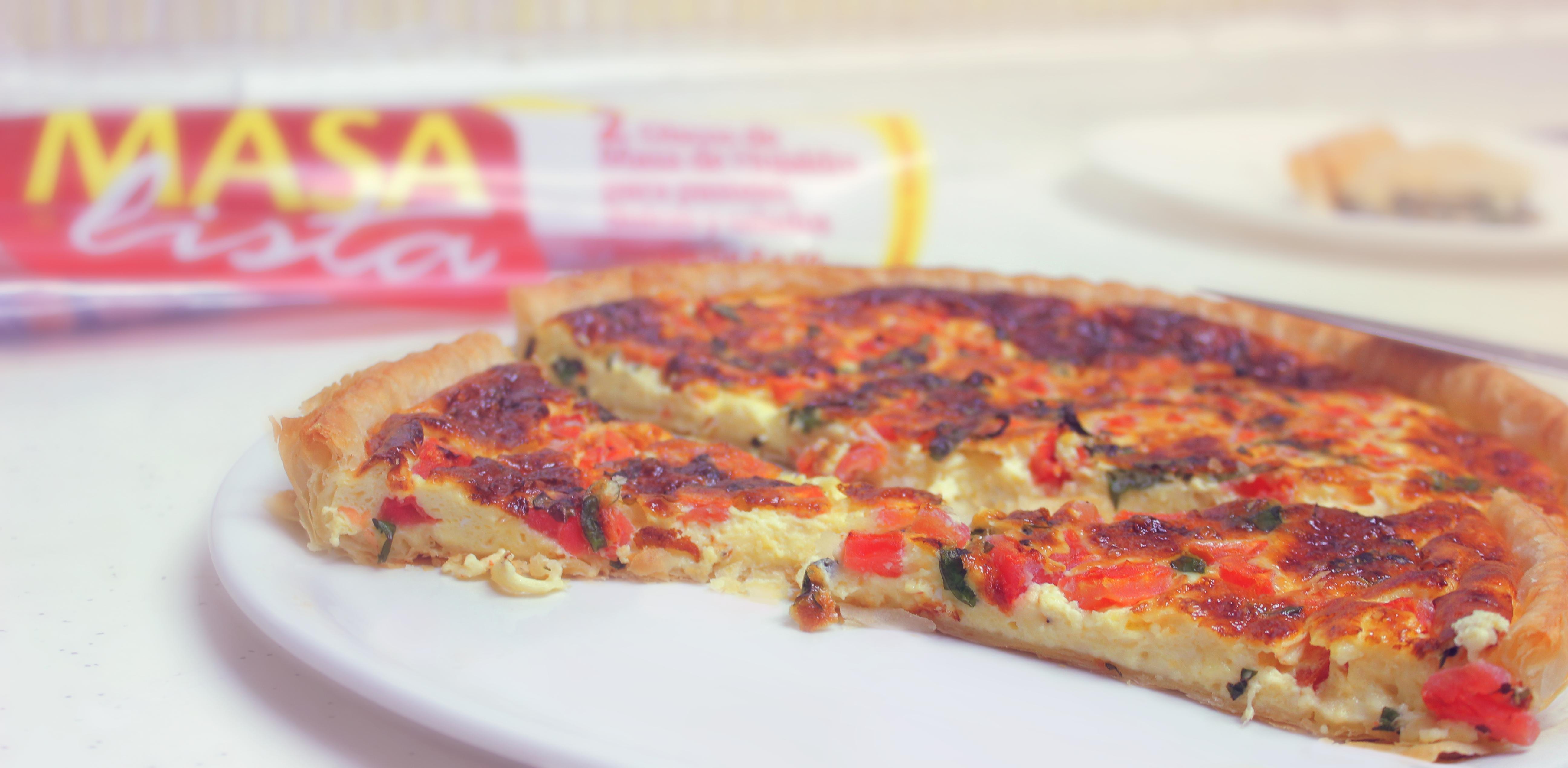 Quiche Pizzaiola Maxipast