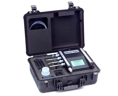 Equipo para análisis de aire F4000
