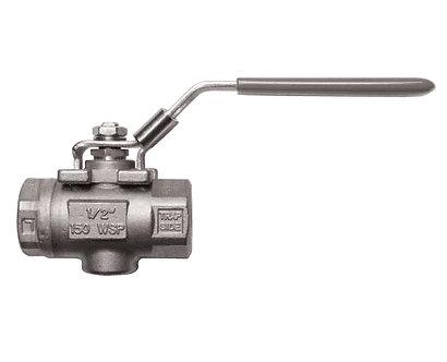 Válvula de testeo y corte para condensado