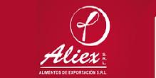 aliex s.r.l alimentos de exportación