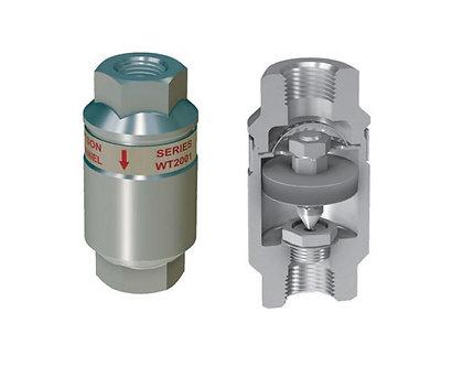 Trampa de vapor termostática WT2000