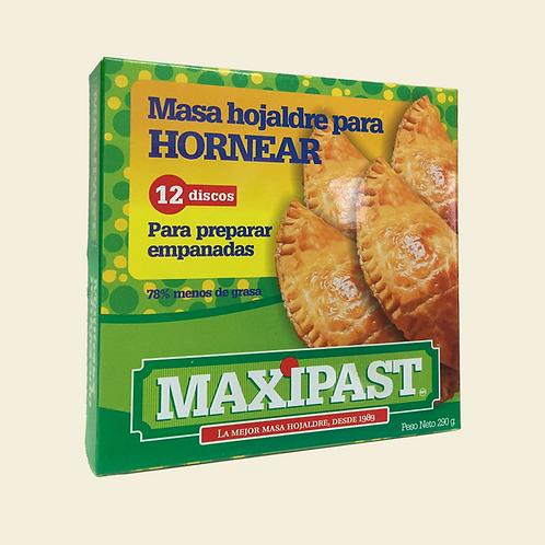 Maxipast - Masa hojaldre para hornear (12)