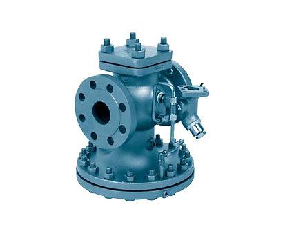 Válvula reductora de presión pilotadas HD Series