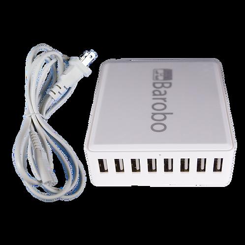 Barobo 60W 8-Port USB Fast Charger