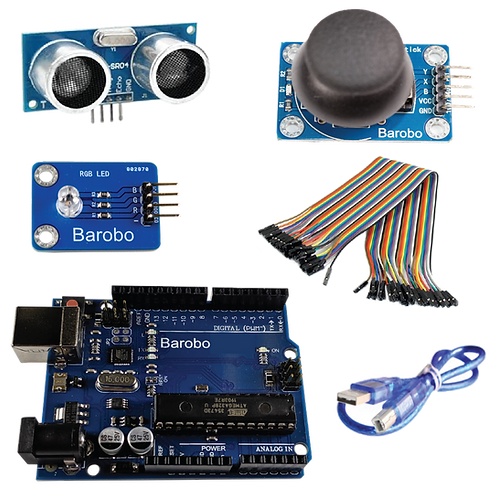 Arduino-Compatible Basic Kit