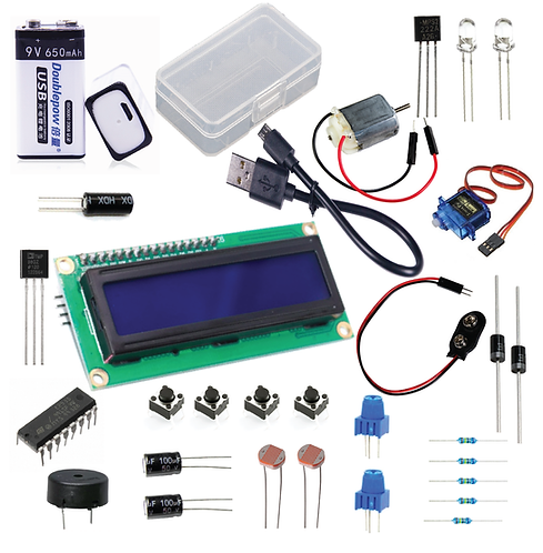 8 Arduino-Compatible and Pi Sensor Pack  Bundle