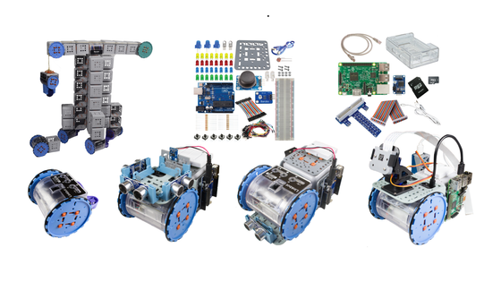 Barobo Launches Linkbot Complete Kit and Linkbot Labs 2.0 for Learning Math and Computer Science